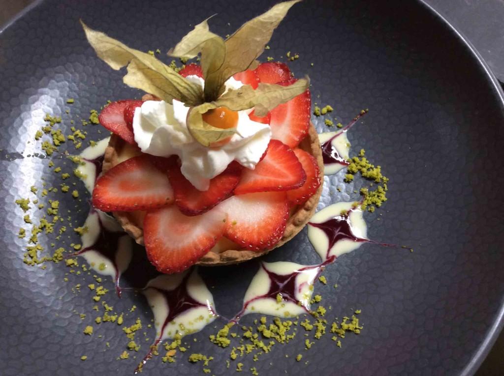 Restaurant-Amneville-7eArt-Tartelette-Fraises