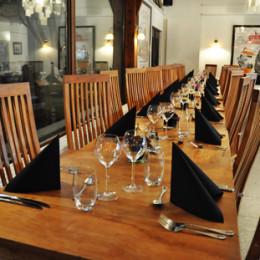 Déjeuner Séminaire Restaurant Le Coq'Art